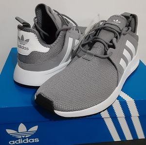 Adidas Mens Knit Mesh Athletic Running Shoes